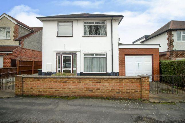 Thumbnail Detached house for sale in Highgrove Avenue, Beeston, Nottingham