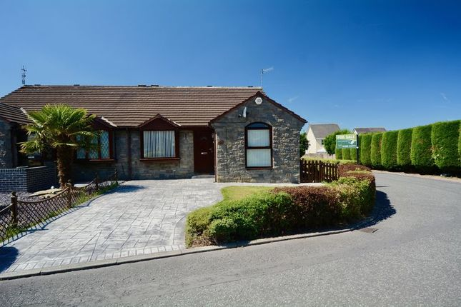 Thumbnail Bungalow for sale in Lower Fields, Burnley