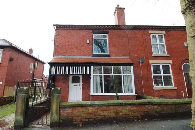 3 bed end terrace house for sale in Walkden Road, Worsley, Manchester
