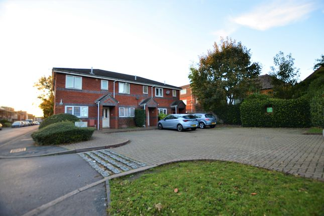 Thumbnail Terraced house to rent in Watchetts Road, Camberley