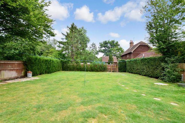 Rear Garden of Redbrook Street, Woodchurch, Ashford, Kent TN26