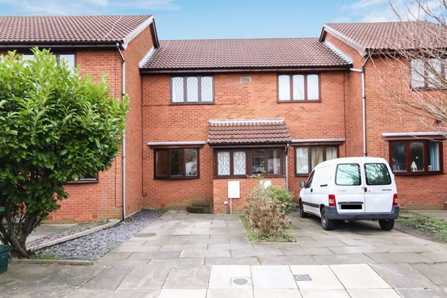 Thumbnail Terraced house for sale in Matlock Close, Birkdale, Southport