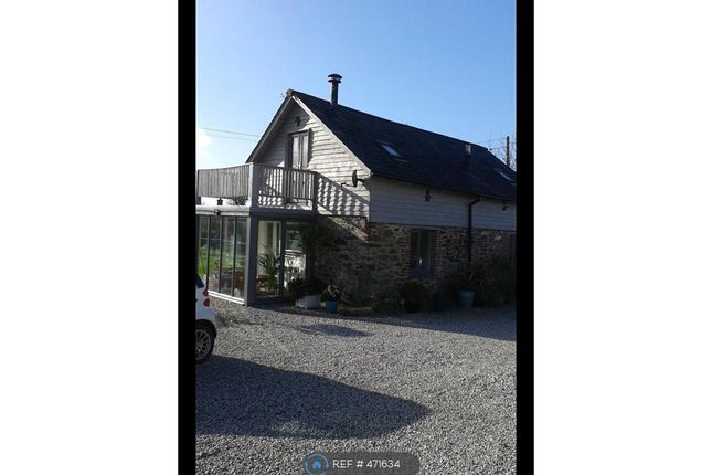 Thumbnail Detached house to rent in Kilworthy, Tavistock