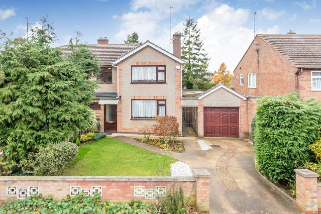 Thumbnail Semi-detached house for sale in Manor Road, Rushden