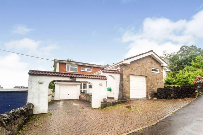 Thumbnail Detached house for sale in Dehewydd Lane, Llantwit Fardre, Pontypridd