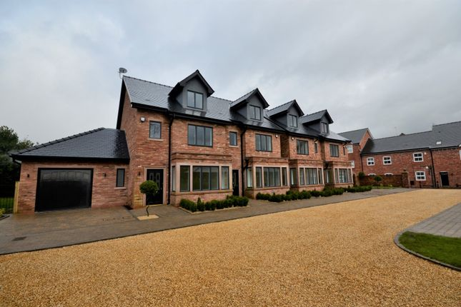 Thumbnail Semi-detached house for sale in High Bank, Altrincham