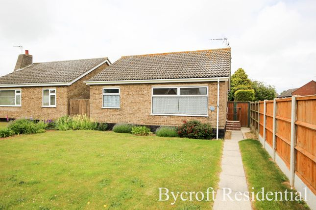 Thumbnail Detached bungalow for sale in Woodstock Way, Martham, Great Yarmouth