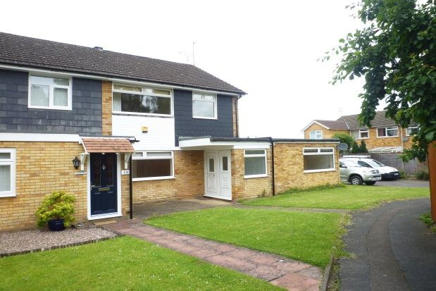 Thumbnail Semi-detached house to rent in The Spinney, Leamington Spa