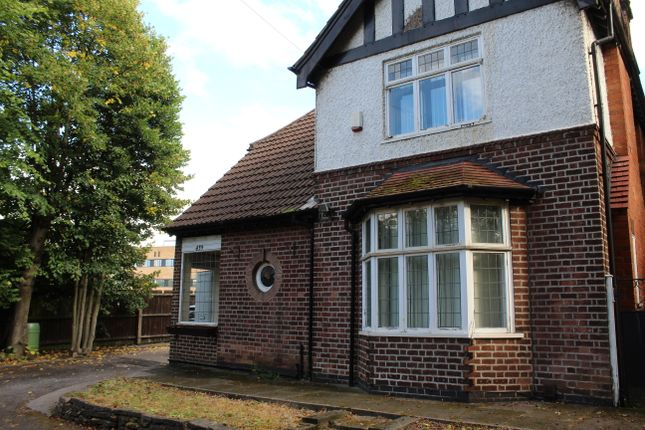 Thumbnail Shared accommodation to rent in Derby Road, Nottingham