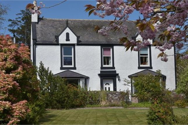 Thumbnail Detached house for sale in Tarrie Bank, Arbroath, Angus