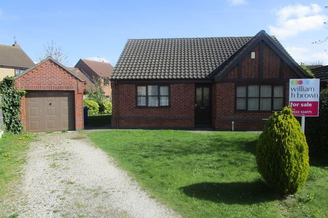 2 bed detached bungalow for sale in Lodge Close, Welton, Lincoln
