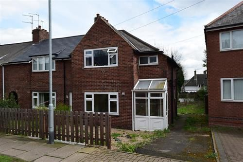 Thumbnail Room to rent in Cambridge Crescent, Rotherham