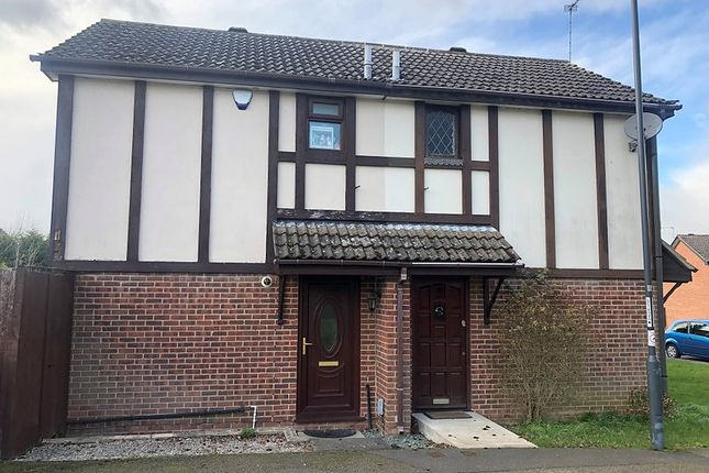 Thumbnail Semi-detached house to rent in Greenfinch Close, Spondon, Derby