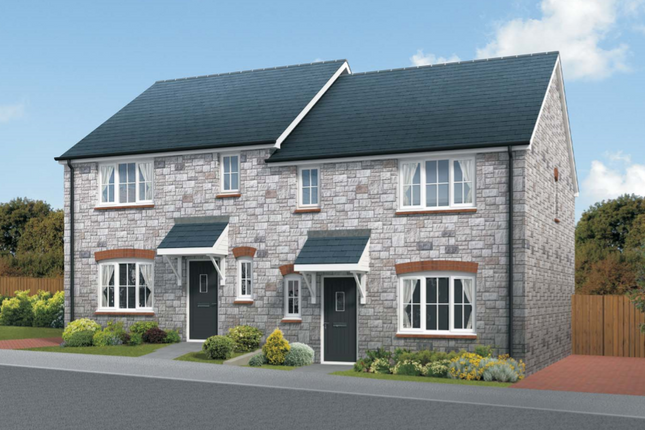 Thumbnail Detached house for sale in The Padworth, Squires Meadow, Lea, Ross-On-Wye, Herefordshire
