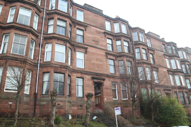 Thumbnail Flat to rent in 44 Airlie Street, Glasgow, 9Tr