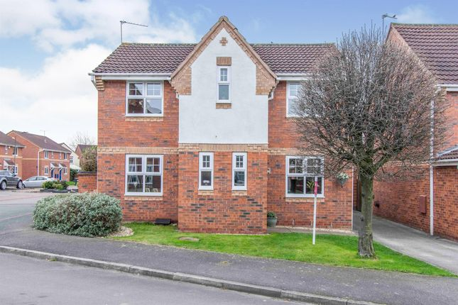 Thumbnail Detached house for sale in Astcote Court, Kirk Sandall, Doncaster
