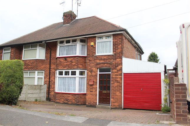 3 bed semi-detached house for sale in Clumber Street, Kirkby-In-Ashfield, Nottingham