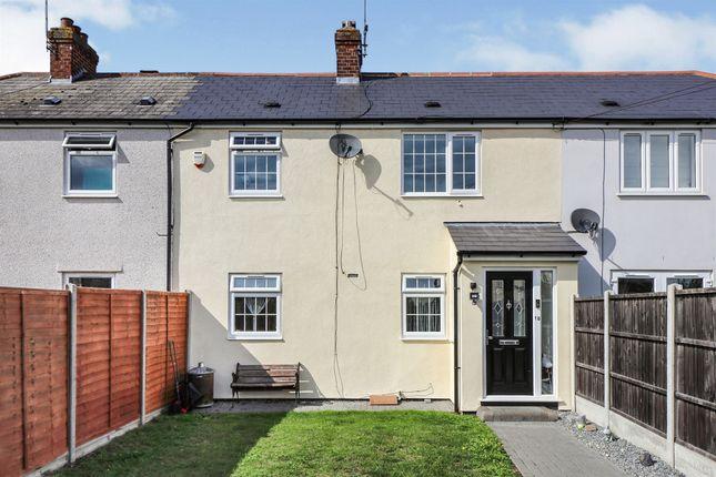 Thumbnail 3 bed terraced house for sale in Jeffery Road, Great Baddow, Chelmsford