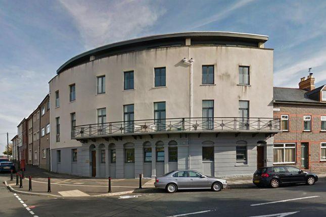1 bed flat for sale in Queens Road, Penarth CF64
