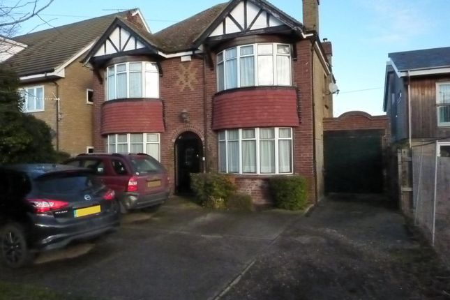 Thumbnail Detached house for sale in London Road, Teynham, Sittingbourne