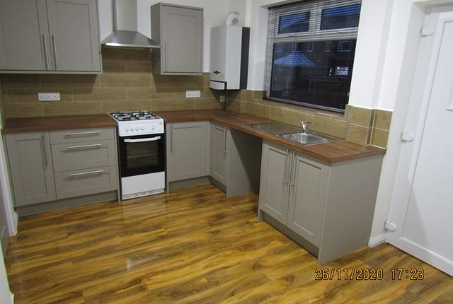 2 bed terraced house to rent in Pilkington Street, Middleton, Manchester M24