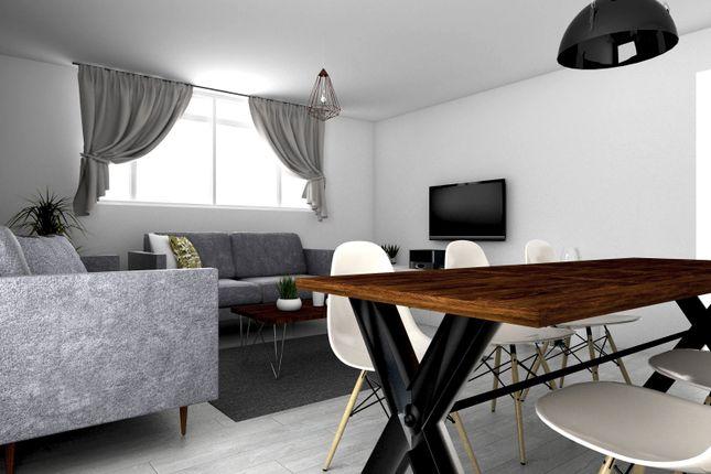 Thumbnail Flat to rent in Latona Road, London