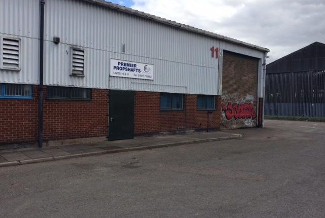 Thumbnail Industrial to let in Netherwood Industrial Estate, Atherstone