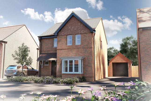 Thumbnail Detached house for sale in Furrows End, High Street, Drayton