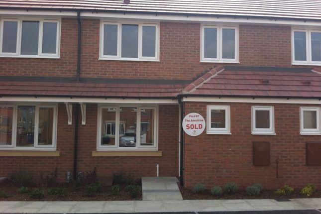 Thumbnail Flat to rent in Lady Anne Way, Brough