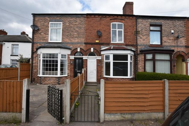 Thumbnail Terraced house to rent in Crow Lane East, Newton Le Willows, Merseyside