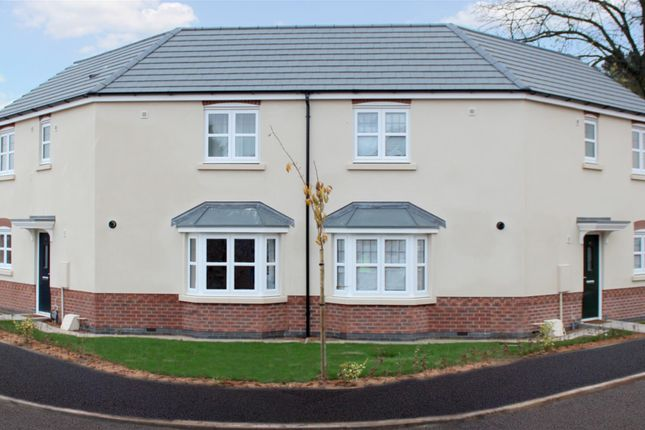Thumbnail Semi-detached house for sale in Pulford Drive, Thurnby, Leicester