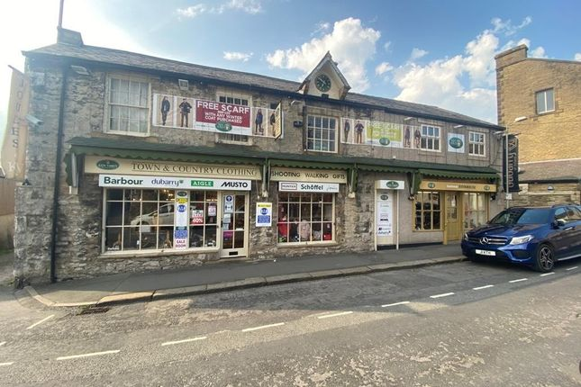 Thumbnail Retail premises for sale in New Market Street, Clitheroe