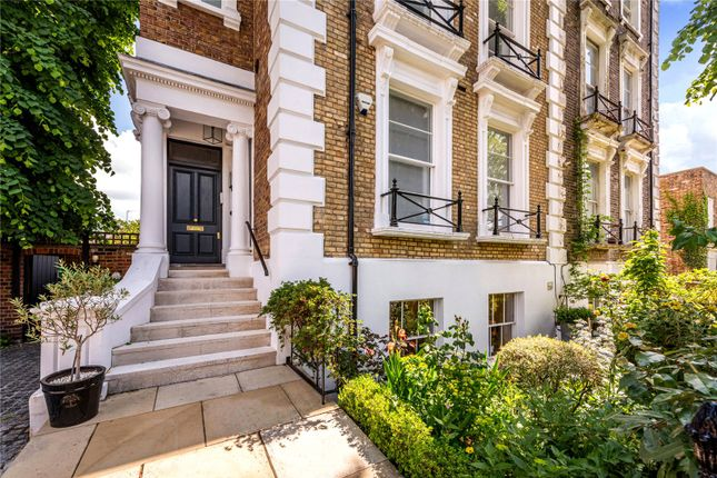 Thumbnail Semi-detached house for sale in St. Mary's Grove, Canonbury, Islington, London