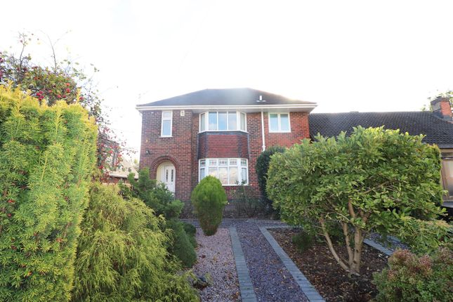 Thumbnail Detached house for sale in Chesterfield Road, Duckmanton, Chesterfield