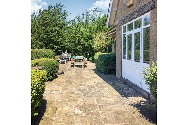 Patio of Oxton Hill, Southwell NG25