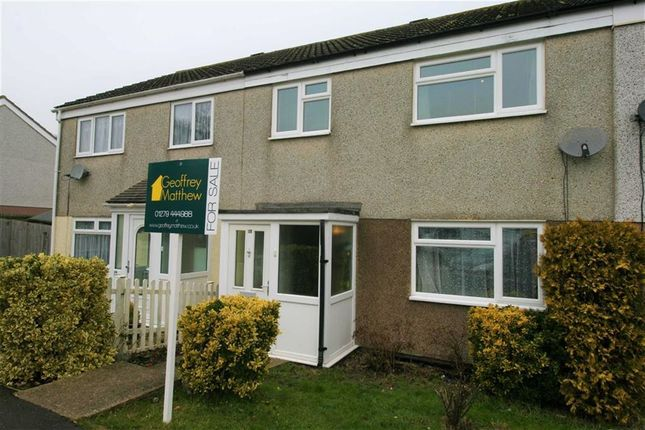 Thumbnail Terraced house for sale in Fennells, Harlow, Essex