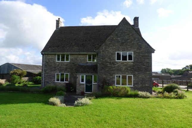 Thumbnail Detached house to rent in Buckland Newton, Dorchester, Dorset