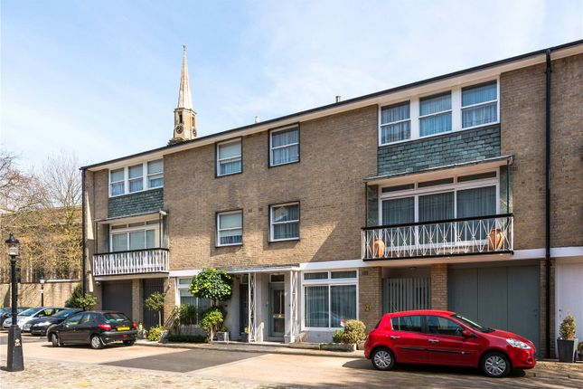 Thumbnail Terraced house for sale in Chester Close North, London