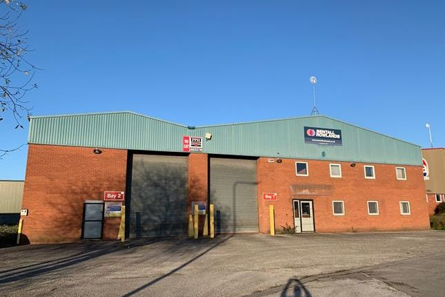 Thumbnail Light industrial to let in Plot 12, Exmoor Avenue, Skippingdale Industrial Estate, Scunthorpe, North Lincolnshire