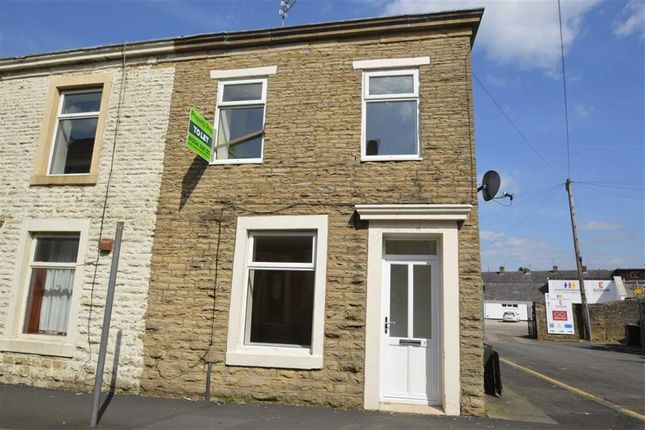 Thumbnail End terrace house to rent in Glebe Street, Great Harwood, Blackburn