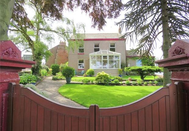 Thumbnail Link-detached house for sale in Brandraw Mount, West Street, Aspatria, Wigton