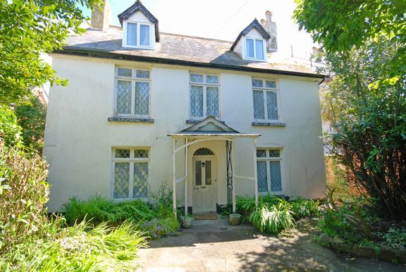 Thumbnail Detached house for sale in Coburg Road, Sidmouth