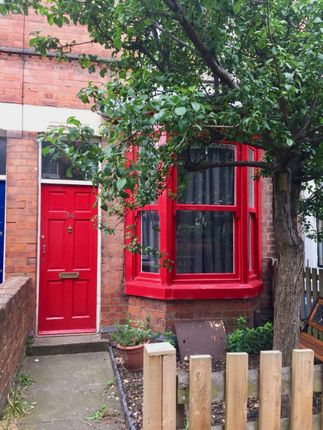 Thumbnail Terraced bungalow to rent in Woodbine Avenue, Leicester