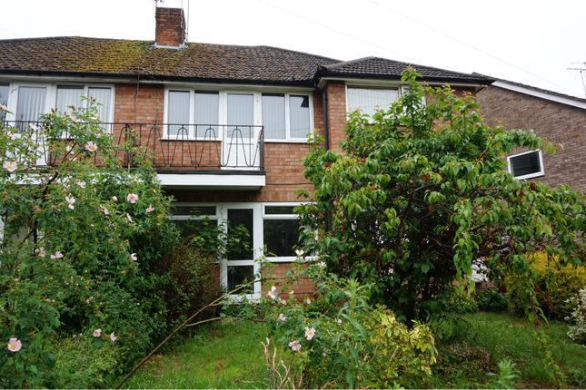 Thumbnail Maisonette for sale in Coniston Road, Leamington Spa