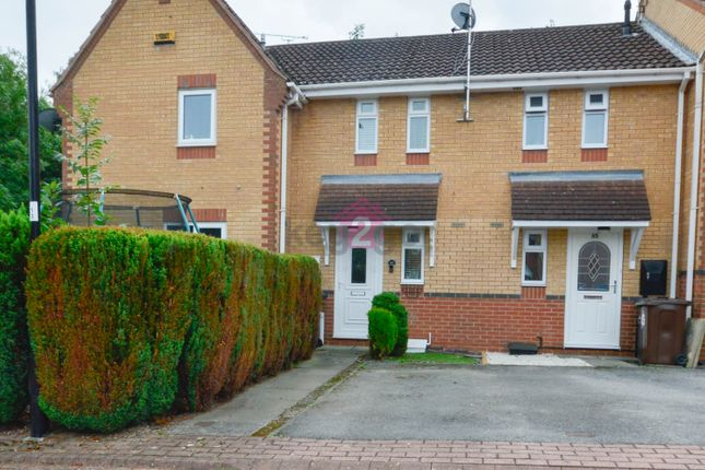 1 bed terraced house for sale in Hall Meadow Drive, Halfway, Sheffield S20