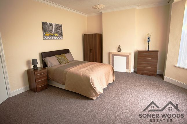 Thumbnail Room to rent in City Road, Edgbaston, Birmingham