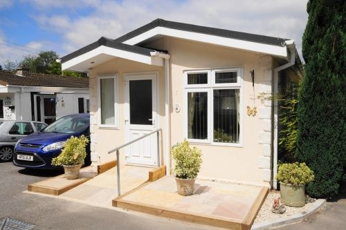 Mobile Park Home For Sale In Wheatplot Homes Bournemouth