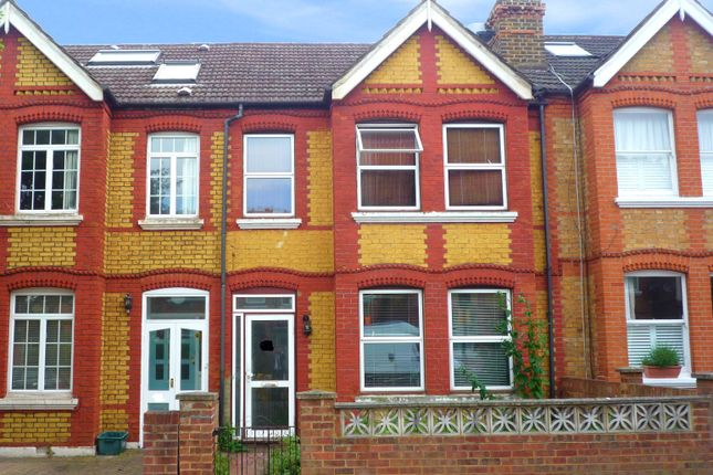 Thumbnail Terraced house to rent in Ealing Park Gardens, South Ealing, London