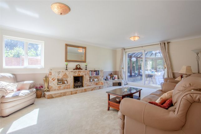 Living Room of The Granary, Roydon, Harlow, Essex CM19