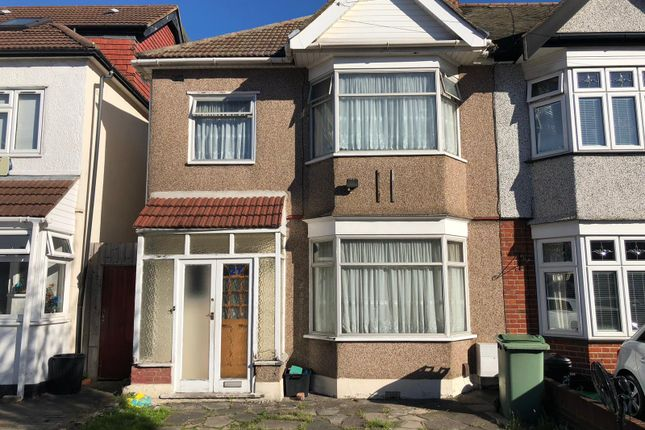 Thumbnail Semi-detached house to rent in Birchdale Gardens, Chadwell Heath